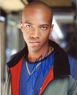 J. August Richards Signed 8x10 Photo