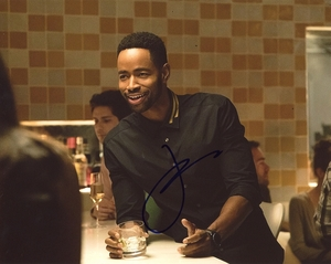 Jay Ellis Signed 8x10 Photo