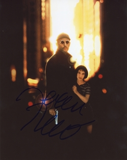 Jean Reno Signed 8x10 Photo