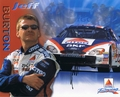 Jeff Burton Signed 8x10 Photo