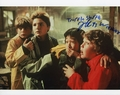 Jeff Cohen Signed 8x10 Photo