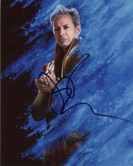 Jeff Goldblum Signed 8x10 Photo - Video Proof
