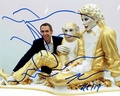Jeff Koons Signed 8x10 Sketch - Video Proof