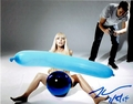 Jeff Koons Signed 8x10 Photo - Video Proof