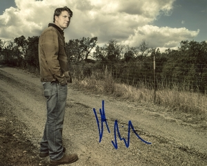 Jeff Nichols Signed 8x10 Photo