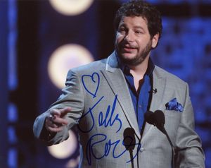 Jeff Ross Signed 8x10 Photo
