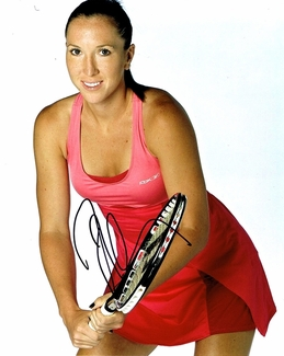 Jelena Jankovic Signed 8x10 Photo - Video Proof