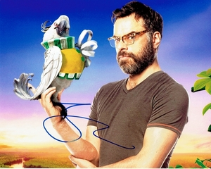 Jemaine Clement Signed 8x10 Photo