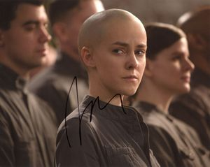 Jena Malone Signed 8x10 Photo