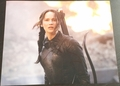Jennifer Lawrence Signed 11x14 Photo
