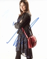 Jenna-Louise Coleman Signed 8x10 Photo