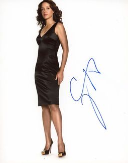 Jennifer Beals Signed 8x10 Photo