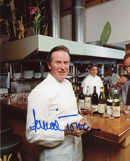 Jeremiah Tower Signed 8x10 Photo
