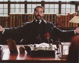 Jeremy Piven Signed 8x10 Photo - Video Proof