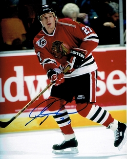 Jeremy Roenick Signed 8x10 Photo - Video Proof