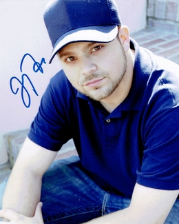 Jerry Ferrara Signed 8x10 Photo
