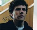 Jesse Eisenberg Signed 8x10 Photo - Video Proof