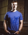 Jesse Spencer Signed 8x10 Photo - Video Proof