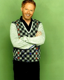 Jesse Tyler Ferguson Signed 8x10 Photo