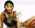 Jessica Gomes Signed 8x10 Photo - Video Proof