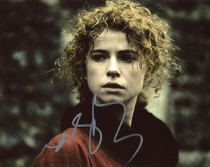 Jessie Buckley Signed 8x10 Photo