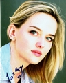 Jess Weixler Signed 8x10 Photo