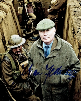 Julian Fellowes Signed 8x10 Photo