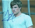 Josh Hutcherson Signed 8x10 Photo - Video Proof