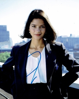 Jill Hennessy Signed 8x10 Photo