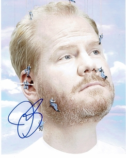 Jim Gaffigan Signed 8x10 Photo