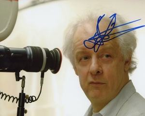 Jim Sheridan Signed 8x10 Photo