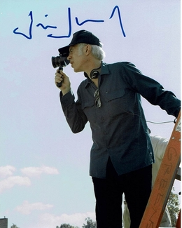 Jim Jarmusch Signed 8x10 Photo