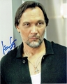 Jimmy Smits Signed 8x10 Photo