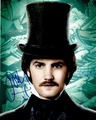 Jim Sturgess Signed 8x10 Photo