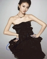 Jing Tian Signed 8x10 Photo