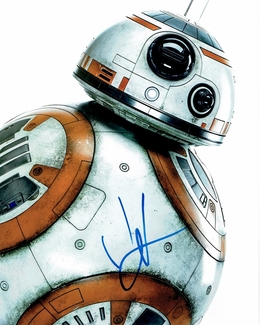 J.J. Abrams Signed 8x10 Photo - Video Proof