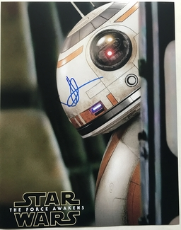J.J. Abrams Signed 11x14 Photo - Video Proof