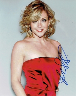 Jane Krakowski Signed 8x10 Photo