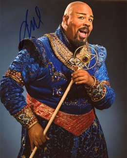 James Monroe Iglehart Signed 8x10 Photo