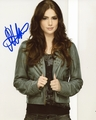 Janet Montgomery Signed 8x10 Photo - Video Proof
