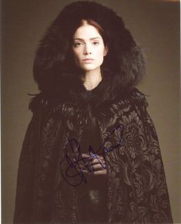 Janet Montgomery Signed 8x10 Photo