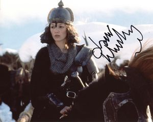 Joanne Whalley Signed 8x10 Photo