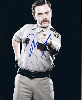 Joe Lo Truglio Signed 8x10 Photo