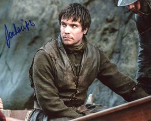 Joe Dempsie Signed 8x10 Photo - Video Proof