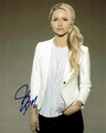 Johanna Braddy Signed 8x10 Photo