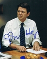John Michael Higgins Signed 8x10 Photo - Video Proof