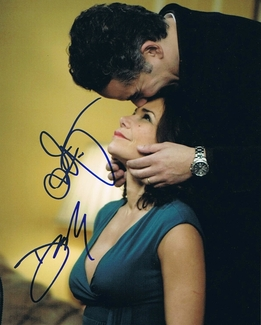 John Ortiz & Daphne Rubin-Vega Signed 8x10 Photo - Video Proof