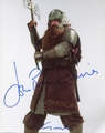John Rhys-Davies Signed 8x10 Photo