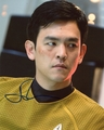 John Cho Signed 8x10 Photo