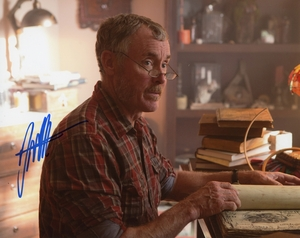 John C. McGinley Signed 8x10 Photo